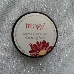 Trilogy Makeup - NWT Trilogy Make-Up Be Gone Cleansing Balm